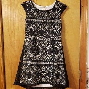Amazing, lacey dress